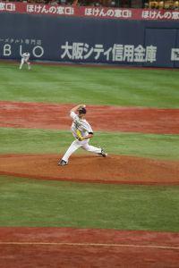 Alex Maestri Pitcher Japan Buffaloes 2014 (317)