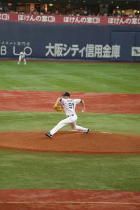 Alex Maestri Pitcher Japan Buffaloes 2014 (318)
