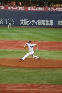 Alex Maestri Pitcher Japan Buffaloes 2014 (318)