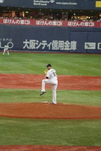 Alex Maestri Pitcher Japan Buffaloes 2014 (319)