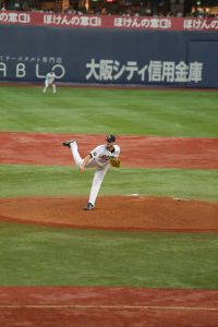 Alex Maestri Pitcher Japan Buffaloes 2014 (320)
