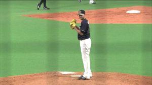 Alex Maestri Pitcher Japan Buffaloes 2014 (33)