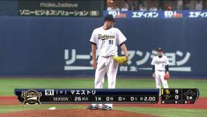 Alex Maestri Pitcher Japan Buffaloes 2014 (42)