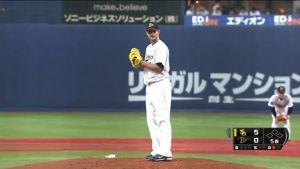 Alex Maestri Pitcher Japan Buffaloes 2014 (43)