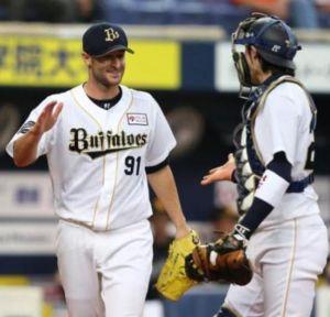Alex Maestri Pitcher Japan Buffaloes 2014 (49)