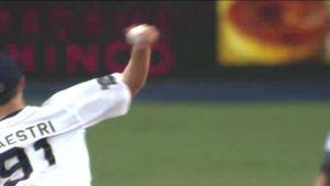 Alex Maestri Pitcher Japan Buffaloes 2014 (56)