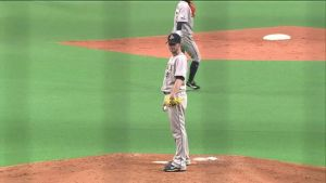 Alex Maestri Pitcher Japan Buffaloes 2014 (5)