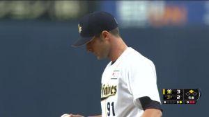 Alex Maestri Pitcher Japan Buffaloes 2014 (60)