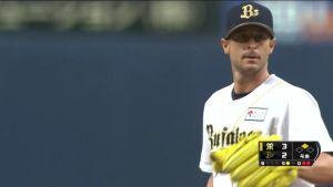 Alex Maestri Pitcher Japan Buffaloes 2014 (61)