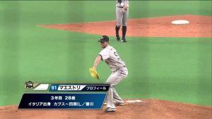 Alex Maestri Pitcher Japan Buffaloes 2014 (7)