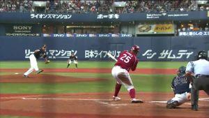 Alex Maestri Pitcher Japan Buffaloes 2014 (94)