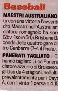 Gazzetta Novembre 2011