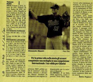 La Voce 1 Novembre 2010