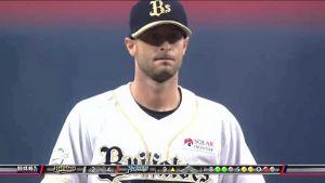 Maestri Baseball Giappone Buffaloes 2015 (11)