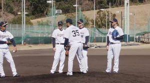 Maestri Baseball Giappone Buffaloes 2015 (16)