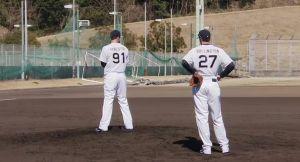 Maestri Baseball Giappone Buffaloes 2015 (43)
