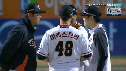 Maestri Hanwha Eagles Nc Dinos May 2016 (12)