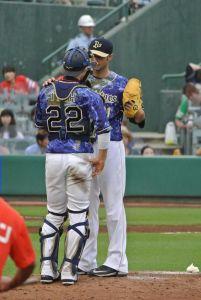 Maestri Npb Bullpen Buffaloes Japan 2015 (10)
