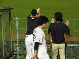 Maestri Npb Bullpen Buffaloes Japan 2015 (3)