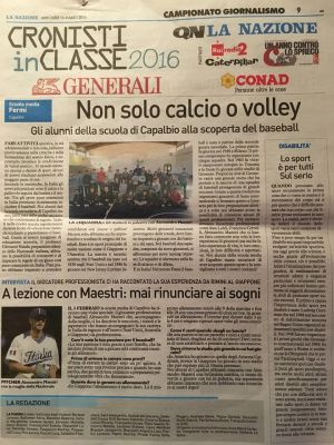 Promuovere Baseball Toscana Alex Maestri (2)