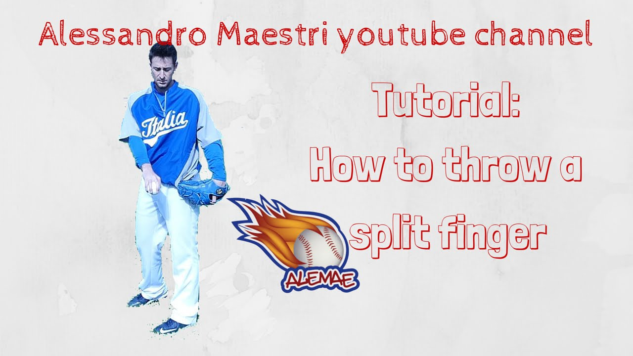 Tutorial – Come tirare una split finger con Alex Maestri