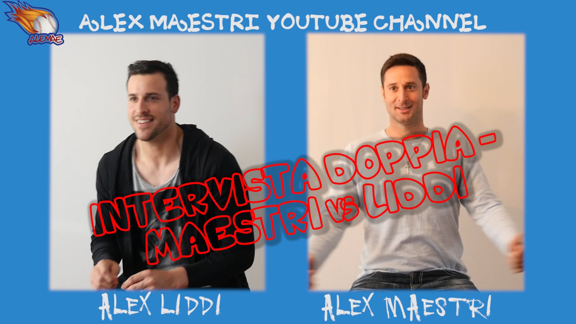 Alex vs Alex – Un incredibile intervista doppia