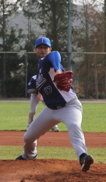 Alessandro Maestri Messina Baseball