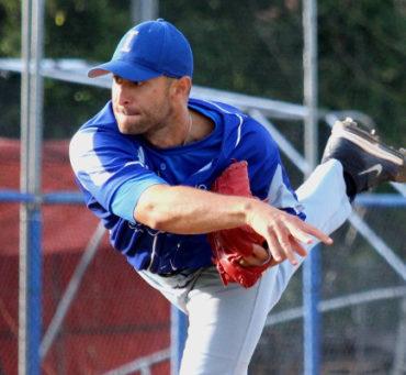 Alessandro Maestri Italia Baseball