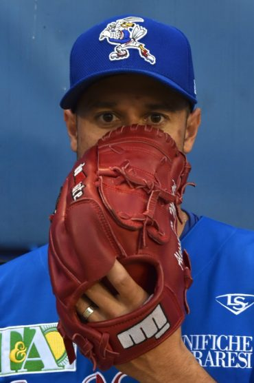 Alessandro Maestri Dominate Baseball