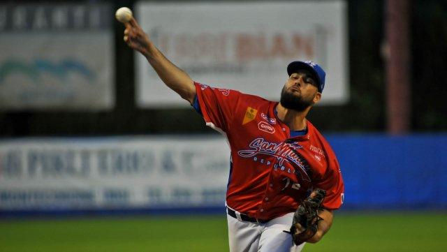 Carlos Quevedo San Marino Baseball