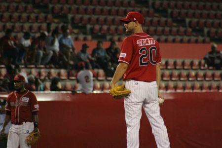 Alex Maestri - Baseball - Mexican League Veracruz (1)
