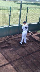 Alex Maestri Pitcher Japan Buffaloes 2014 (112)