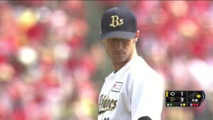 Alex Maestri Pitcher Japan Buffaloes 2014 (134)