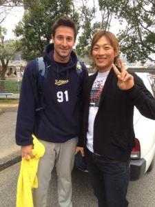 Alex Maestri Pitcher Japan Buffaloes 2014 (231)