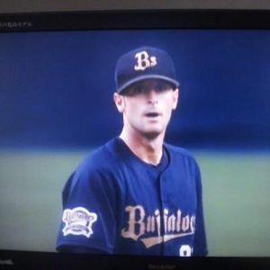 Alex Maestri Pitcher Japan Buffaloes 2014 (232)