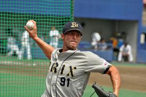 Alex Maestri Pitcher Japan Buffaloes 2014 (261)