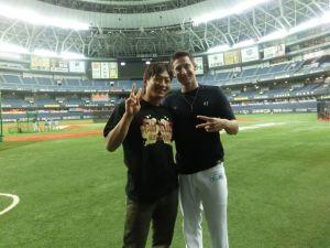 Alex Maestri Pitcher Japan Buffaloes 2014 (278)