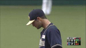 Alex Maestri Pitcher Japan Buffaloes 2014 (284)