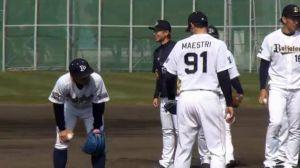 Alex Maestri Pitcher Japan Buffaloes 2014 (287)