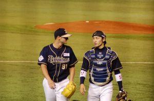 Alex Maestri Pitcher Japan Buffaloes 2014 (309)