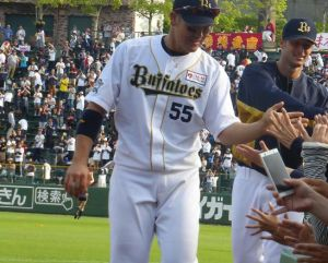 Alex Maestri Pitcher Japan Buffaloes 2014 (315)