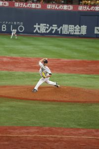 Alex Maestri Pitcher Japan Buffaloes 2014 (317)