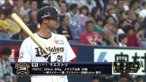 Alex Maestri Pitcher Japan Buffaloes 2014 (63)
