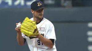 Alex Maestri Pitcher Japan Buffaloes 2014 (77)