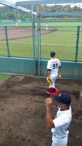 Alex Maestri Pitcher Japan Buffaloes 2014 (91)