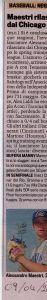 Gazzetta 9 Aprile 2011