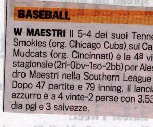 Gazzetta Agosto 2010