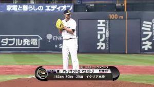 Maestri Baseball Giappone Buffaloes 2015 (1)