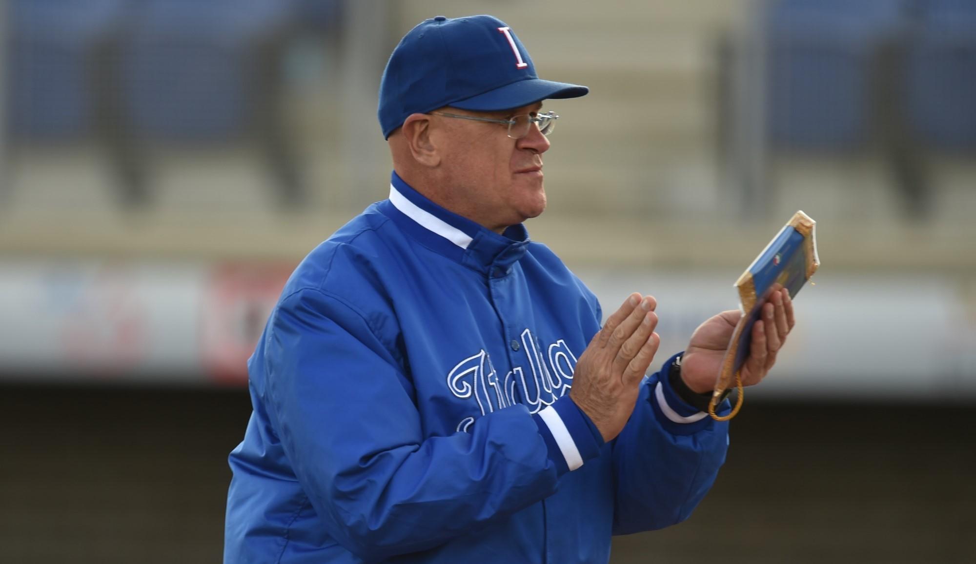 Gilberto Gerali Baseball