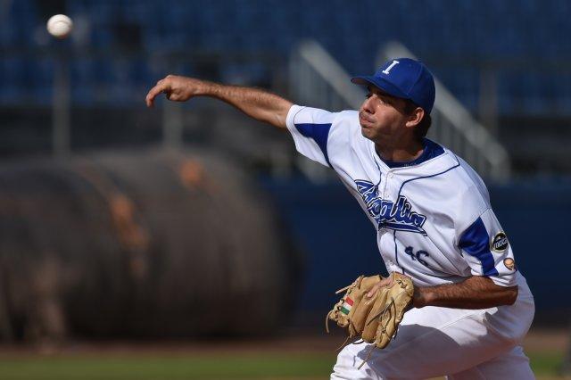 Matteo Bocchi Baseball Italia
